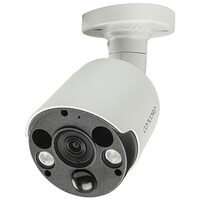 Concord 4K PIR Bullet IP Camera with Floodlight