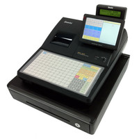 SAM4S SPS-530 Flat Keyboard & Touch Screen Terminal with Receipt Printer & Cash Drawer