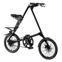 STRIDA EVO Matt Black