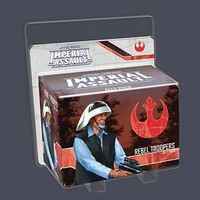 Wars Imperial Assault Rebel Troopers Ally Pack