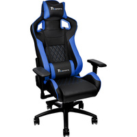 ThermalTake Gaming chair GT Fit Blue and Black