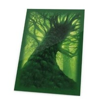 Ultimate Guard Printed Sleeves Standard Size Lands Edition Forest I 80