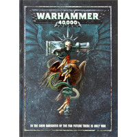 Warhammer 40,000 Rulebook 8th Edition